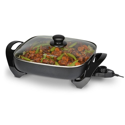 Toastmaster 16'' Electric Ceramic Skillet