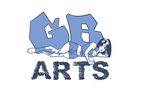 GB Arts オーバーウォッチ マイピーチスキン 150cm x 50cm 枕カバー B07QSVCM6X