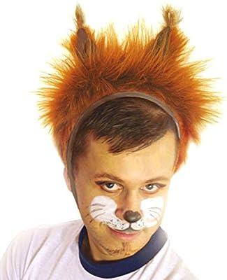 Carnaval disfraces Ardilla gorros con orejas para niños mayores de ...