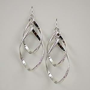 Sista jewelry custom abstract metal dangle for Selling jewelry on amazon