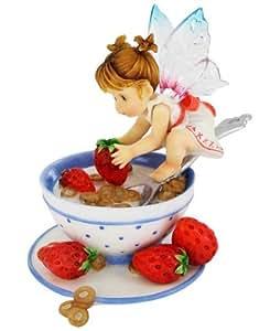 Amazon Com My Little Kitchen Fairies Cereal Fairie Toys