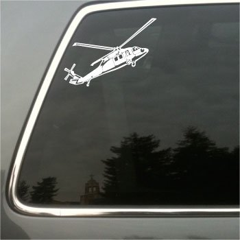UH-60 Black Hawk vinyl decal