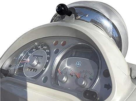 Gps Smartphone Halterung Mit Ram Ball Für Piaggio Beverly 300 350 Auto