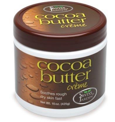 Swiss Jardin Cocoa Butter Crème 15 oz
