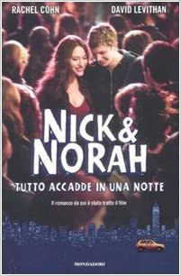 Risultati immagini per nick e norah libro copertina