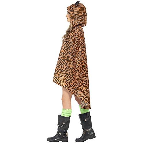 Poncho de tigre