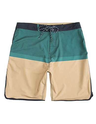 Jetty Playamenta Boardshorts, Mint, - Apparel Jetty
