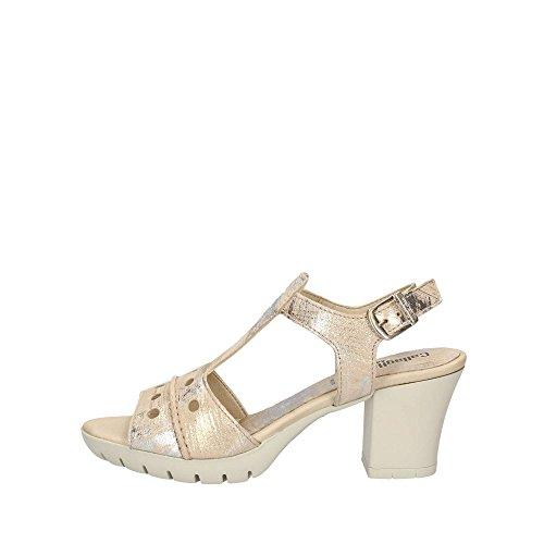 Callaghan 98110 Sandal Women Platinum F2GkaDvb