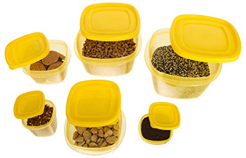 Plastic Grocery Container