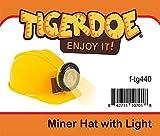 Costume Miner Hat - Construction Hat - Dress Up for
