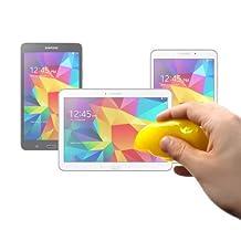 """Kit de nettoyage pour écran de tablettes tactiles Samsung Galaxy Tab S 10.5"""" Wi-Fi (SM-T800) et 4G & Wi-Fi (SM-T805) Android 4.4 Kitkat - vaporisateur, chiffon et brosse"""