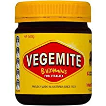 Vegemite 560g Jar (Made in Australia)