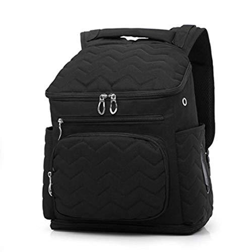 HaloVa Diaper Bag, Baby Diaper Backpack, Maternity Mommy Dad