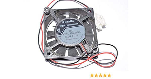 Cooling Fans A//C 14 Cooling Fan S-Blade 160Watts 24 Volts l CF-2414-160 Pusher
