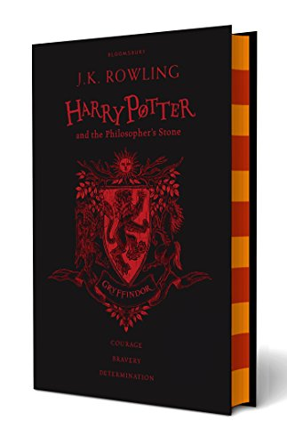 Harry Potter and the Philosopher's Stone - Gryffindor Edition (The Stone Philosophers)