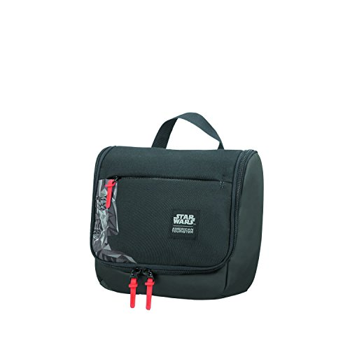 American Tourister Toiletry Bag, Darth Vader Geometric, 27cm