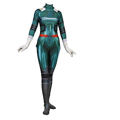 Deku Cosplay Costume (XL) -