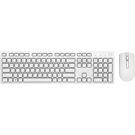 82205e53e8d Amazon.com: Dell 1T0V1 KM636 Keyboard & Mouse: Computers & Accessories