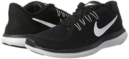 anthracite Mujer Sense Nike wolf Zapatillas Rn Para Deportivas Running Shoe white Free black Interior Noir Grey Women's vqwqWrxZt6