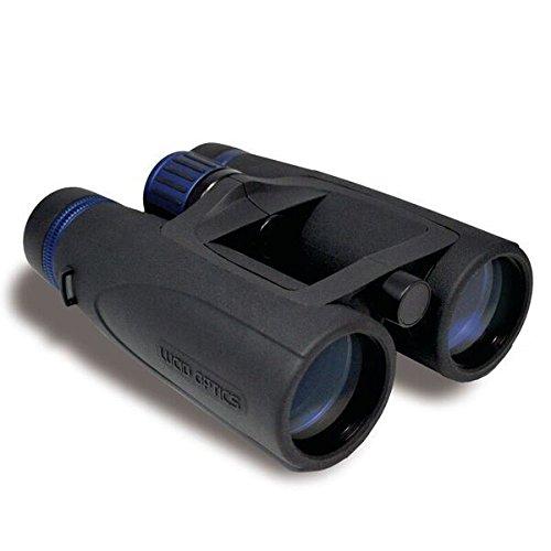 Lucid Optics b10 10 x 42 b10双眼鏡10 x 42、ブラック B07BN41WW8