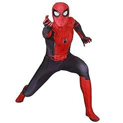 - 41budVNOTQL - Verhero Kids Unisex Spandex Onesie 3D Zentai Suit Costume Cosplay Bodysuit