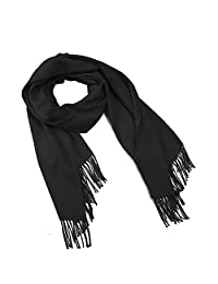 Pashmina Scarf for Women - 2019 Fashion Cashmere Wrap Shawl Solid Colors