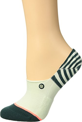 Stance Women's Uncommon Invisible Liner Socks (1 and 3 Packs), Green, Medium by Stance