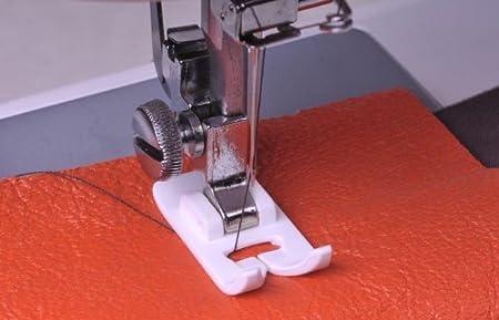 Zantec Pieds-de-biche pour machine /à coudre Pieds de biche Teflon Multifonction Presseur Machine /à Coudre Domestique