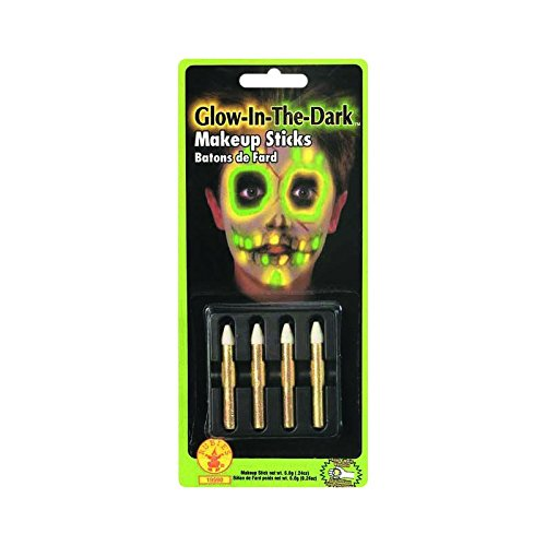 Rubies Costume Co R19590 Glow In the Dark Stick (Glow Stick Halloween Costume Ideas)