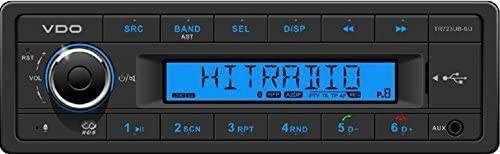 Vdo 24 Volt Mp3 Wma Usb Bluetooth Car Radio Rds Tuner Elektronik