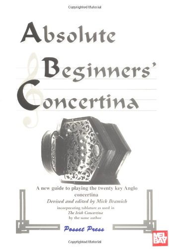 Read Online Absolute Beginners Concertina PDF