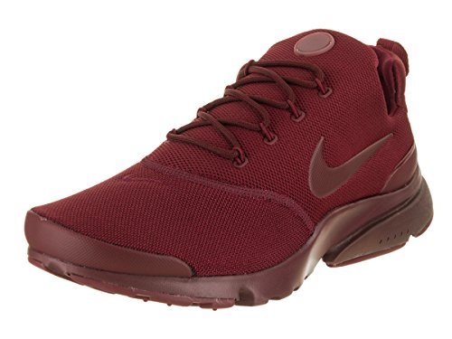 Red NIKE Homme Blanc Dark Red Blanc Gymnastique de Fly Team Blanc Chaussures Team Presto SSTpAR