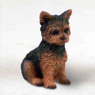 Conversation Concepts Miniature Yorkshire Terrier Puppy Cut Tiny One Figurine
