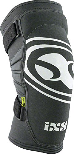 (iXS Carve EVO Knee Pad: Gray/Black)