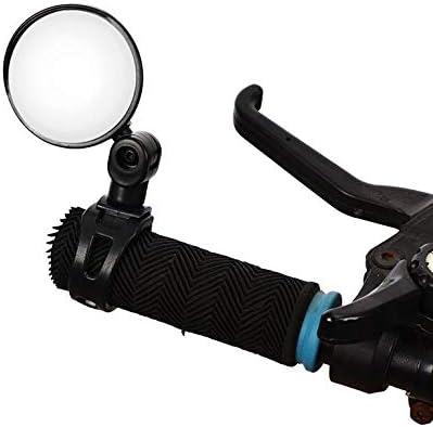LANKELEISI Lankeleissi - Espejo retrovisor de Bicicleta de montaña ...