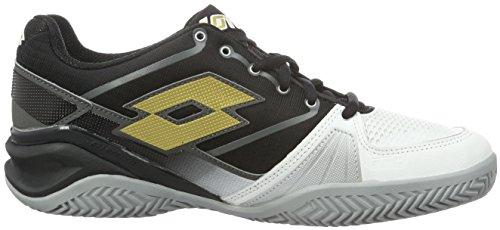 Chaussures Tennis De blk Stratosphere Noir gld Clay Homme Str Lotto qZxESIwS