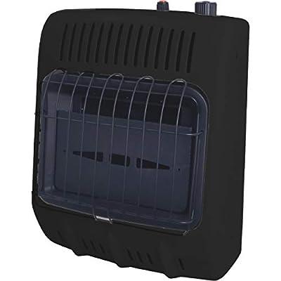 Mr. Heater Vent Vent-Free Blue Flame Propane Ice House Heater — 10,000 BTU, Model# MHVFIH10LPT
