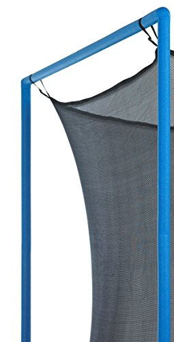 Upper Bounce Replacement 15' Trampoline Enclosure Safety Netting Fence Fits 15 FT Round Frames Using 6 Poles or 3 Arches (poles not included) by Upper Bounce (Image #3)