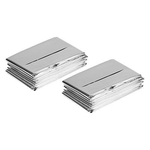 Cosmos Pack of 2 High Reflective Mylar Film Foil Sheet for Plants Garden Greenhouse Covering Plant Growth, 210 x 120 cm