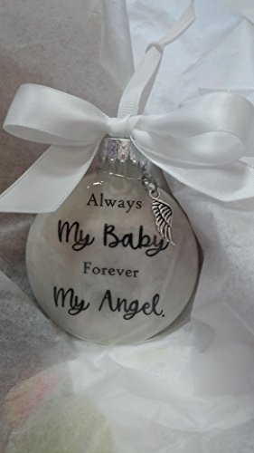 Angel Baby Ornament - 5