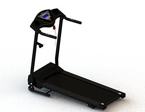 Exacme 6400-1603BK Combo 500W Folding Electric Motorized Treadmill