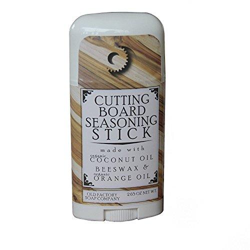 Cutting Board Wax - Seasoning Stick For Wood Butcher Blocks - Teakhaus
