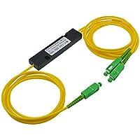 1x 2SC/APC PLC Cable de fibra Divisor Cable