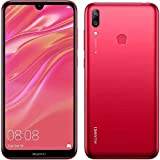 Huawei P Smart 2019, 64GB, Kırmızı (Huawei Türkiye Garantili)