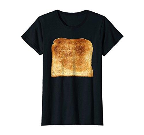 Womens Bread & Toast T-Shirt Halloween Costume Ideas