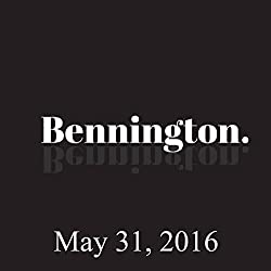 Bennington, Doug Stanhope, Maya Rudolph, Martin Short, May 31, 2016