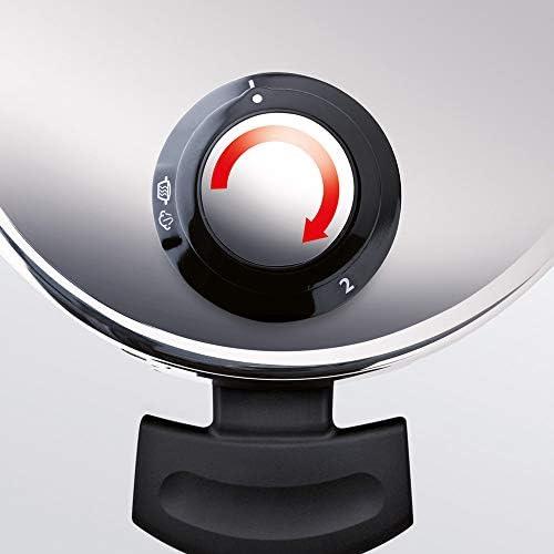 Fissler Vitavit Premium / Autocuiseur En Acier Inoxydable (4 Litres, Ø 26 Cm), 2 Niveaux de Cuisson, Empilable, Adapté à  L'Induction