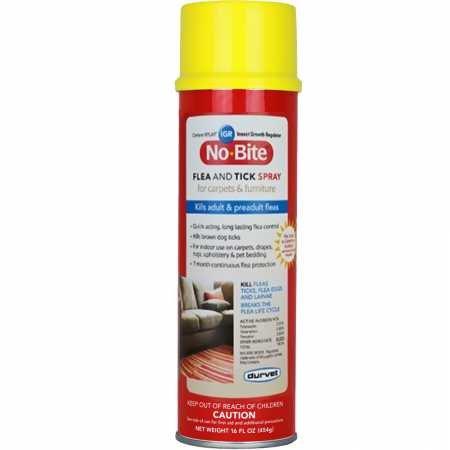 Best Dog Carpet Flea Powders & Sprays