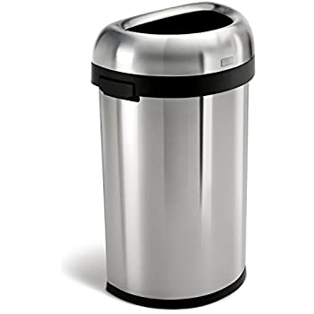 Trash Cans On 5 Stainless Bin Philippines