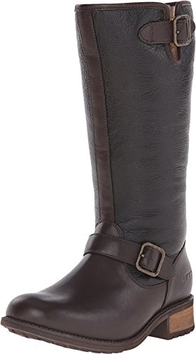 ugg-womens-chancery-brown-twinface-leather-boot-85-b-m